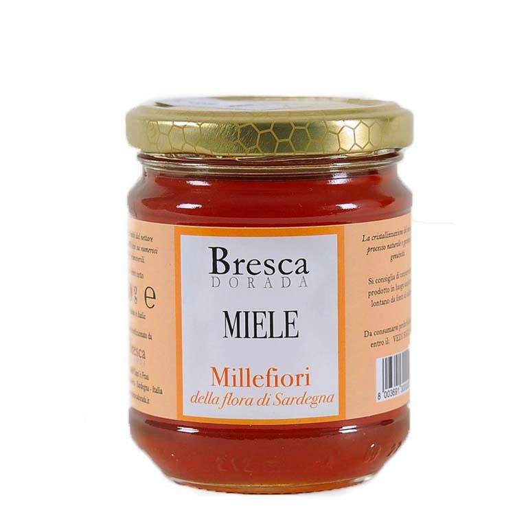 Miele Millefiori Bresca Dorada - Wildblumen Blütenhonig