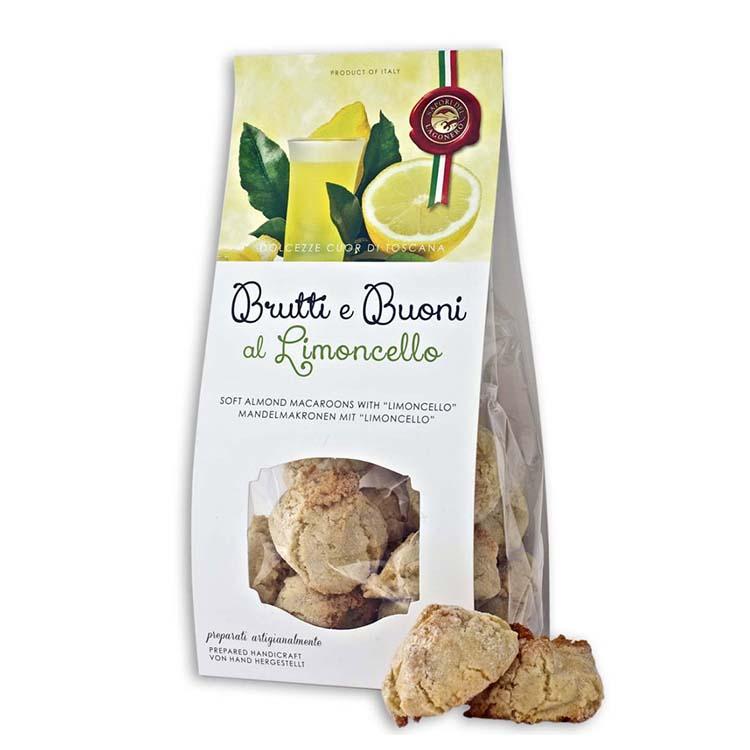 Brutti ma buoni al Limoncello - Onlineshop für Weine und mehr