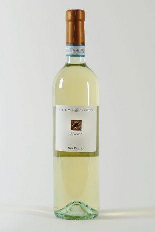 Italienischer Weißwein Lugana DOC S. Vigilio von Selva Capuzza in Desenzano del Garda - der Lugana in seiner ursprünglichsten und typischsten Form Onlineshop für Weine und mehr
