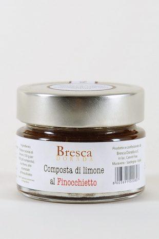 Composta Limone al Finocchietto - Onlineshop für Weine und mehr