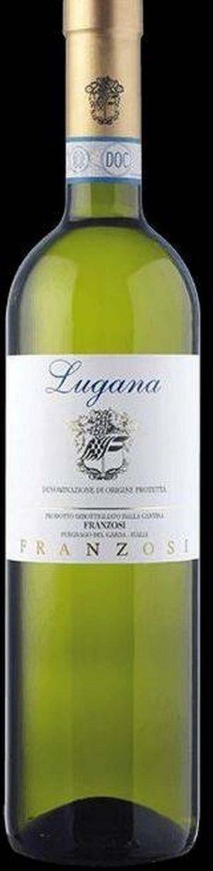 Lugana DOP - ein spritziger und eleganter Weißwein von Cantine Franzosi - Onlineshop für Weine und mehr