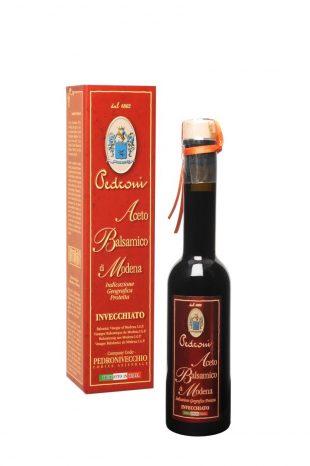 Vecchio IGP - Aceto Balsamico di Modena von Azienda Agricola Pedroni - traditionelle Herstellung seit 1862 in Nonantola bei Modena