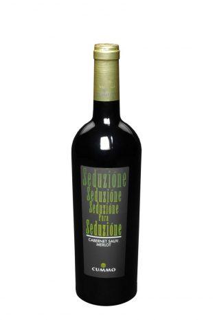 Pura Seduzione Rosso Sicilia IGT - Ein fruchtiger und komplexer Rotwein, der die Düfte und Aromen Siziliens in sich trägt - Feine italienische Weine kaufen