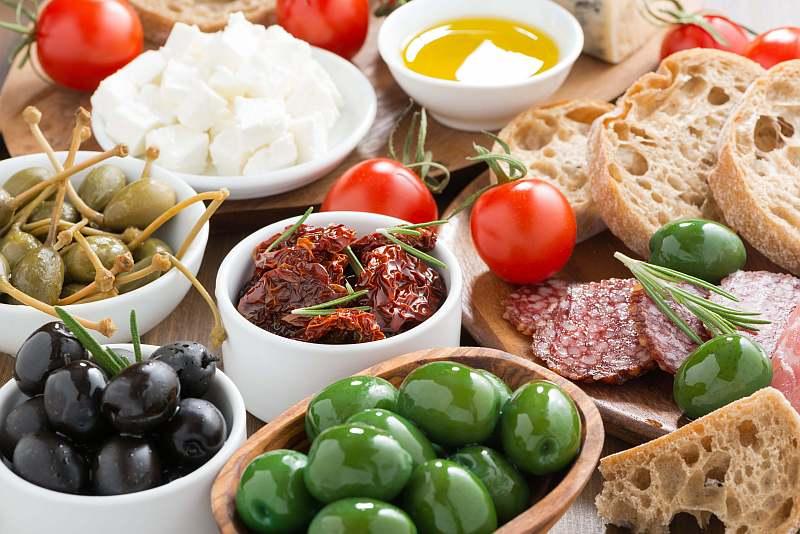 Italien riechen und schmecken, auch wenn man nicht im Urlaub ist