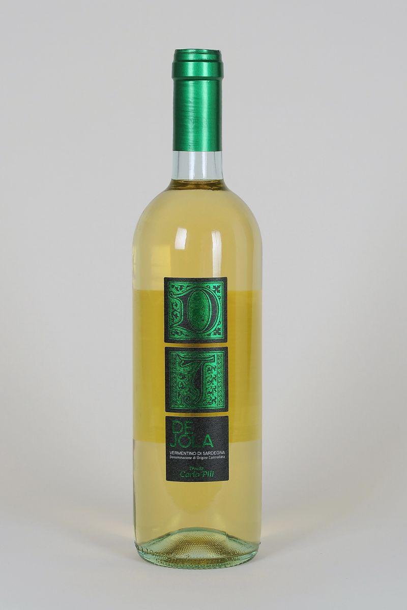 Italienischer Weißwein Vermentino di Sardegna DOC