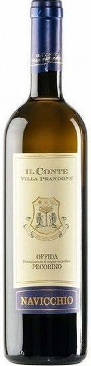 Weißwein NAVICCHIO Offida Pecorino DOCG