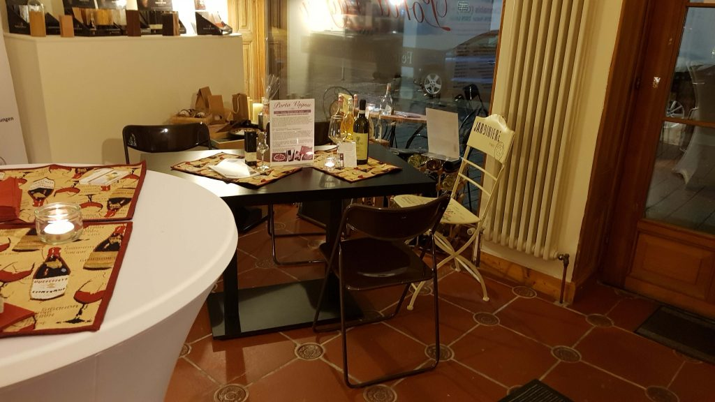 Veranstaltungen bei Porta Vagnu - Feine Weine und mehr