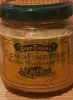 Crema Funghi Porcini