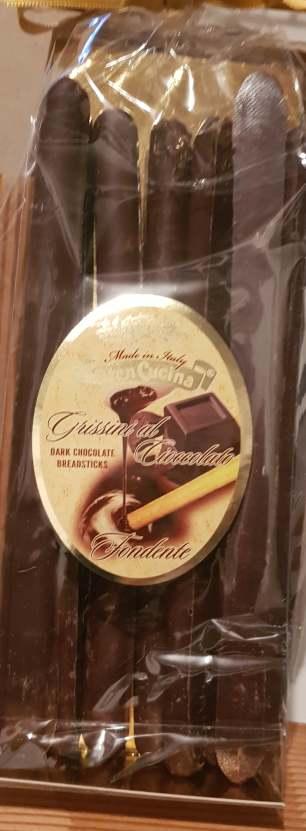 GRISSINI AL CIOCCOLATO von TAB Green Line Srl – Gran Cucina - eine süße Köstlichkeit für die tägliche Auszeit