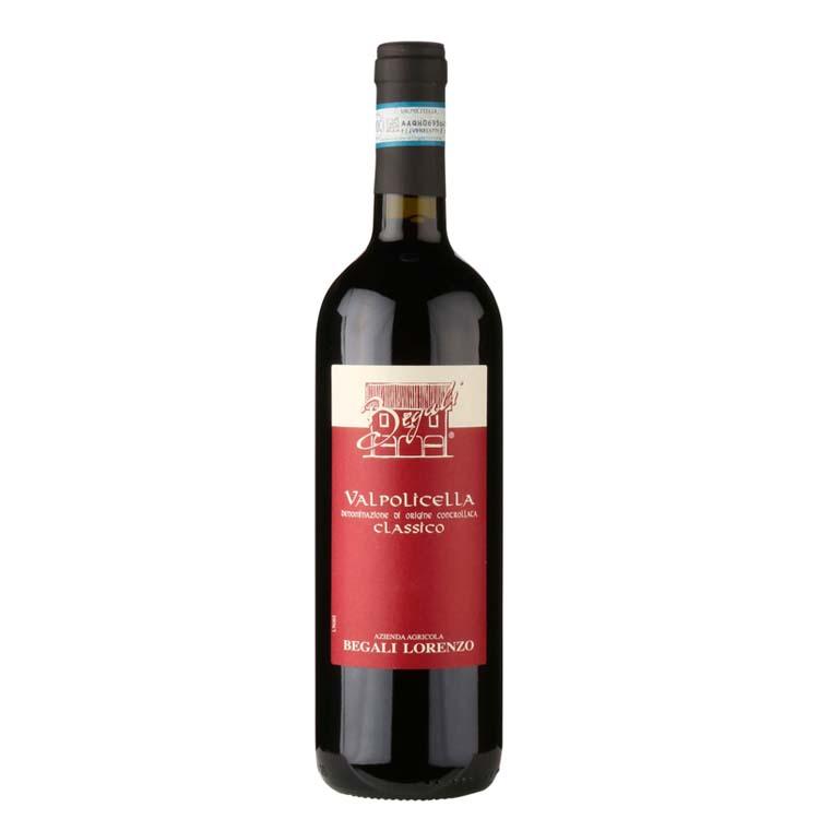Valpolicella_DOC_classico - ein frischer und junger Rotwein mitten aus dem Valpolicella-Gebiet