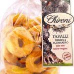Taralli patate rosmarino - Gebäckkringel mit Kartoffeln und Rosmarin