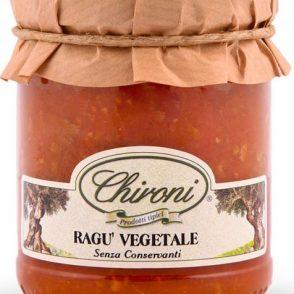 Ragu vegetale - Tomatensauce mit Gemüse